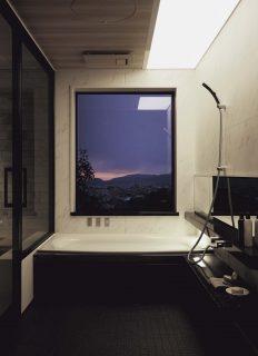 デザイン性の高いお風呂