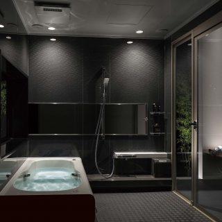 ホテルライクのお風呂