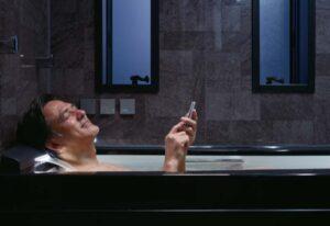 リクシルのお風呂のスピーカー